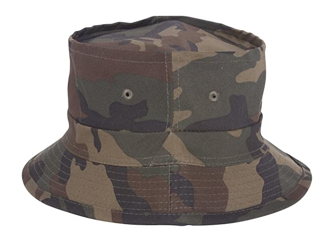 774794fb1de MAGIC Blank Bucket Fishing Hat