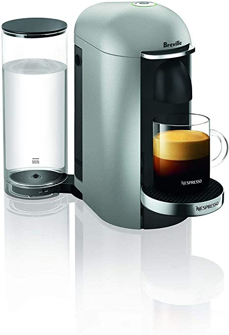 Amazon.com: Breville-Nespresso USA VertuoPlus Deluxe Máquina ...