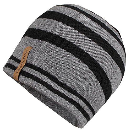 nit Toddler Boys Hat - One Size/Light Heather Grey ()