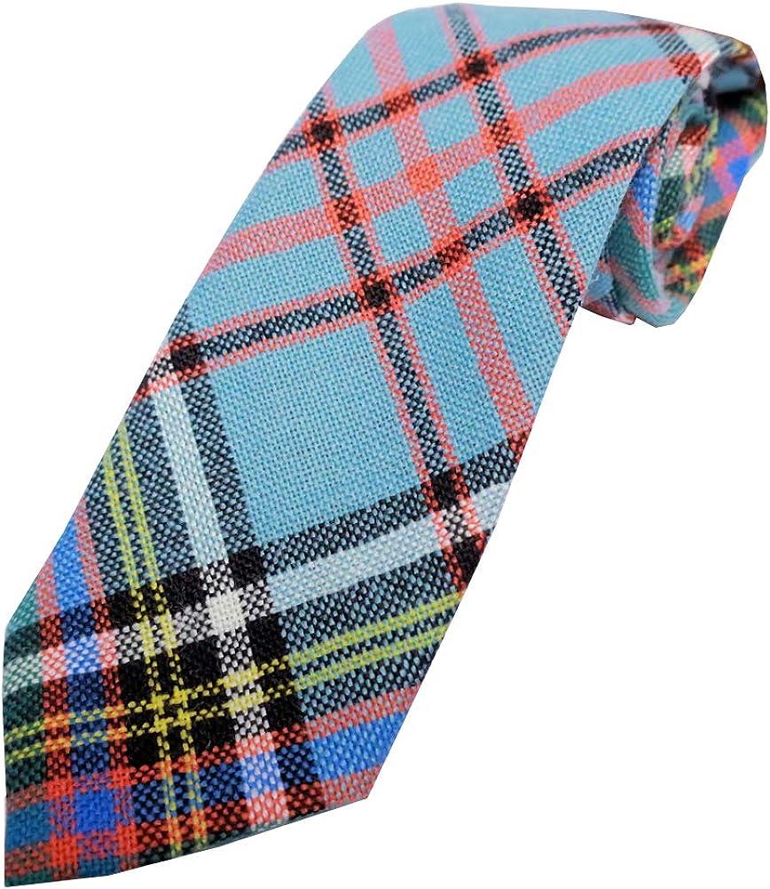 Ingles Buchan Boys Scottish Wool Tartan Tie