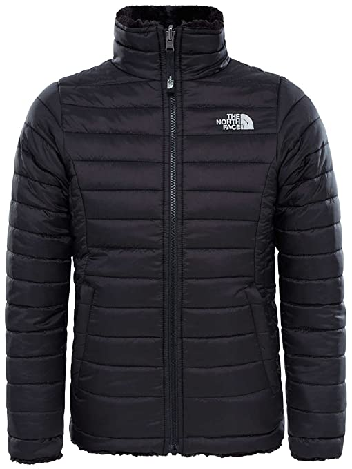 e2091568c6 The North Face Youth Girls  Reversible Mossbud Jacket (Sizes S - XL ...