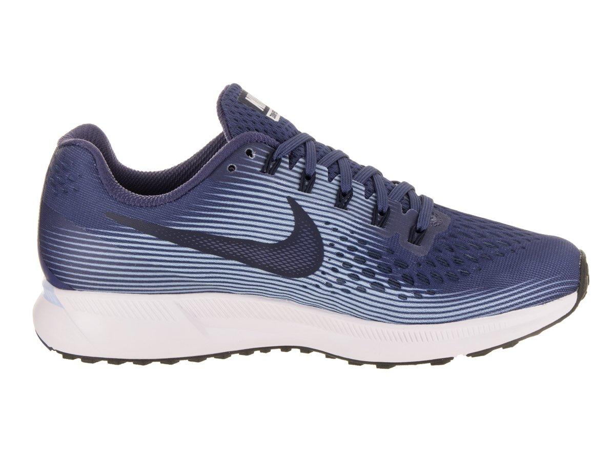 NIKE Women's Air Zoom Pegasus 34 Running Shoe B071F1P2XC 9.5 B(M) US|Blue Recall/Obsidian/Royal Tint/Black