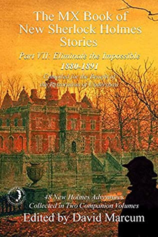 The Mx Book Of New Sherlock Holmes Stories Part Vii Mx Book Of New