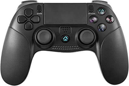 Mando Inalámbrico para PS4, STOGA Controlador PS4 Gamepad Wireless Bluetooth Controlador para Playstation 4 con Vibración Doble Remoto Joystick: Amazon.es: Electrónica