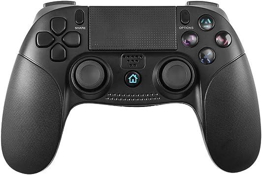 Mando Inalámbrico para PS4, STOGA Controlador PS4 Gamepad Wireless Bluetooth Controlador para Playstation 4 con Vibración Doble Remoto Joystick: Amazon.es: Electrónica