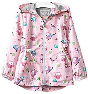 ea66af05e18e Amazon.com  OshKosh B Gosh Girls  Lightweight Windbreaker  Clothing