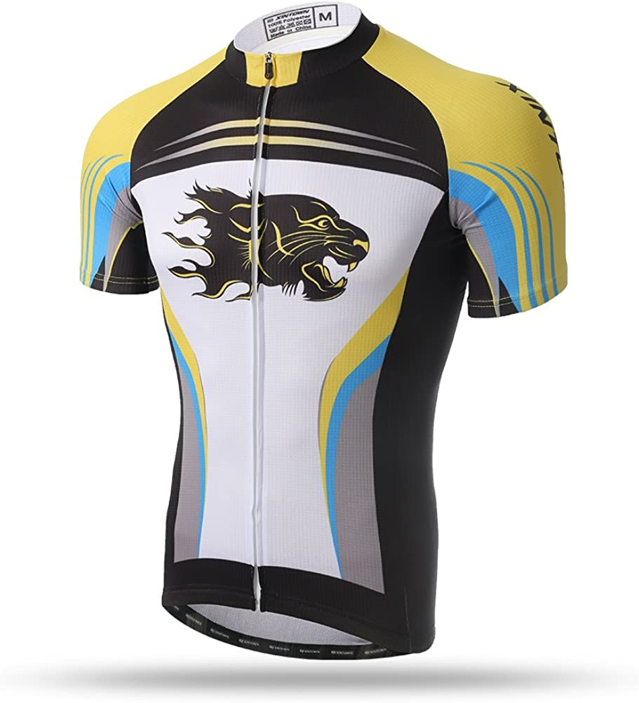 Bib Pants Bike MTB Shorts Men/'s Cycling Jersey Set Long Sleeve Skinsuit Shirt