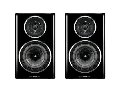 5f31c1c9658 Wharfedale Diamond 11.2 Bookshelf Speakers - Blackwood  Amazon.co.uk  Hi-Fi    Speakers