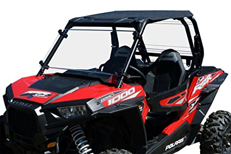 RZR 900 Roof, Windshield, Cab Back Combo