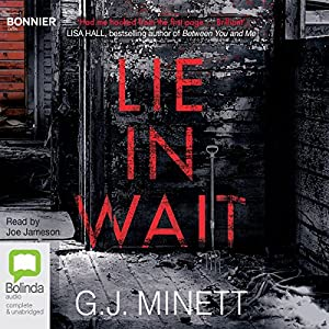 Lie in Wait Hörbuch