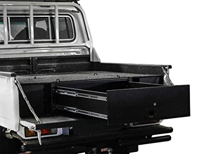 Cajoneras de almacenaje para Toyota Land Cruiser 79 DC - de ...