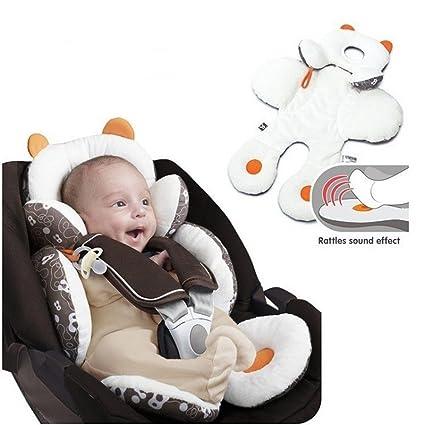 Amazon.com: angelwing Baby Stroller coche seguridad asiento ...