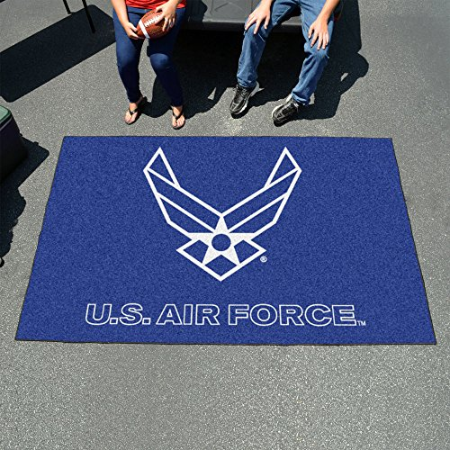 Large Floor Mat w Official Air Force Logo by Fanmats