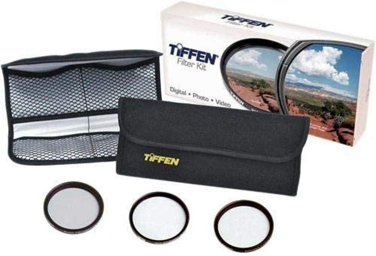 Tiffen 82dvfmk3 82mm Dv Film Look Kit 3 Camera Photo