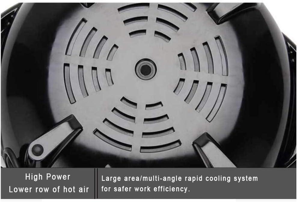 Color : Red HJSGXXN Hot Pot Elettriche,Barbecue-Grill Elettrico,Barbecue Hot Pot Doppeltopf,Coreano Tailandese Pentola Monoblocco,Multifunzione Teglia Elettrica
