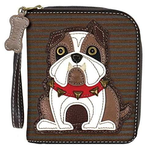 Chala Handbags Bulldog...