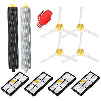 Shuzhen,Accesorios para aspiradoras universales IRobot Roomba 890 891 894 860 861 880 870 980 960 960(Color:Multi): Amazon.es: Hogar
