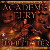 Academ's Fury: Codex Alera, Book 2   Jim Butcher