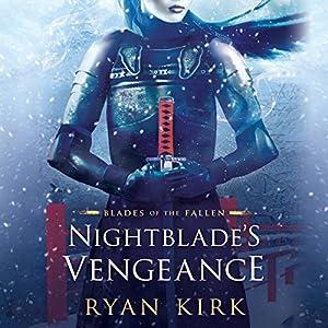 Nightblade's Vengeance Audiobook