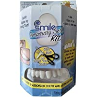Temporary Tooth Repair kit Temporary Missing Temporary Tooth Repair Complete Temp Dental Replacement Tooth Repair Kit by Iswell