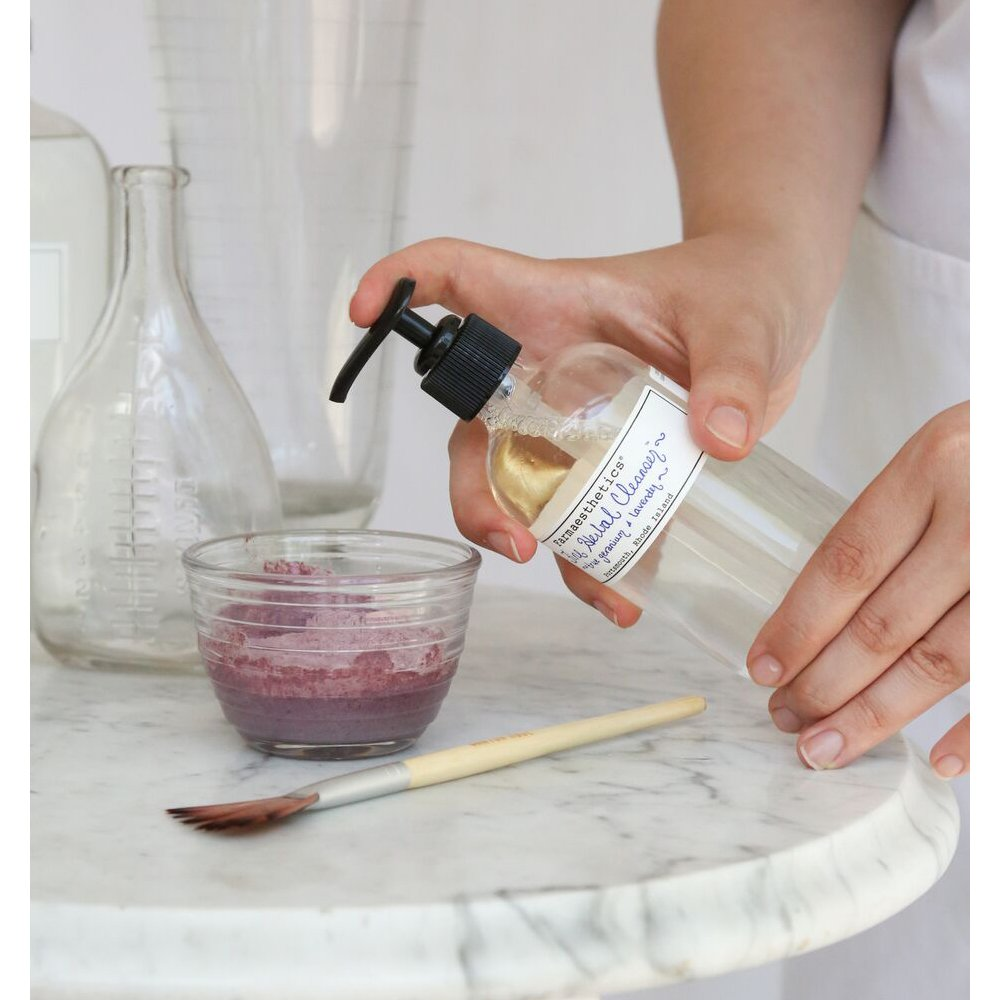 Farmaesthetics Vassar Rose Perfecting Polish 4 oz by Farmaesthetics (Image #3)