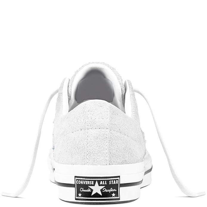 d095d83d19d1 Converse Lifestyle Fastbreak Mid Suede Chaussures de Fitness Mixte ...