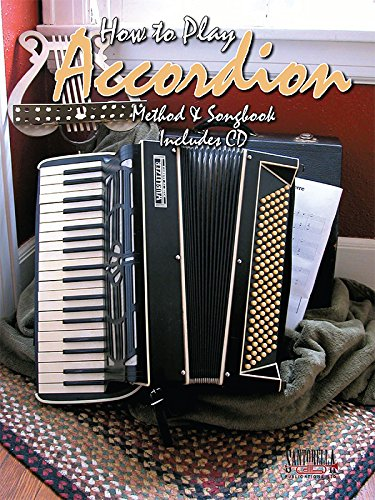 (How To Play the Accordion * with CD)