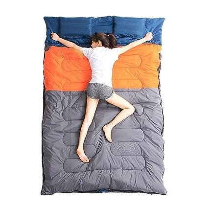 Obling 86.7 * 57 cm doble Envelope saco de dormir con 2 ...