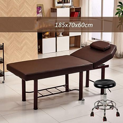 Mesa de masaje plegable profesional portátil ergonómica, mesa de ...
