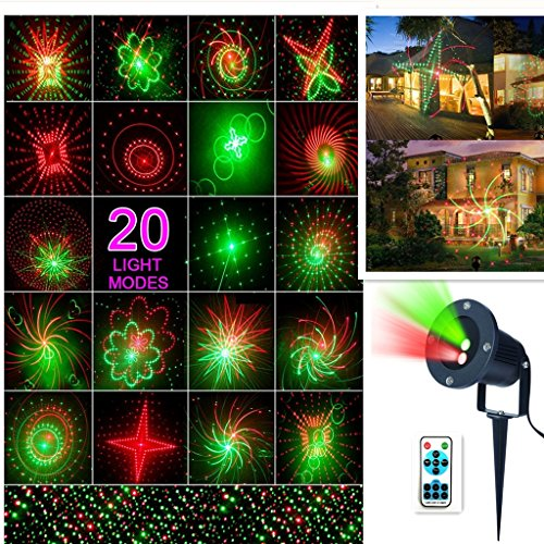 Outdoor Landscape Laser Lighting in US - 6