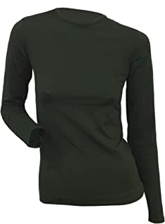 product image for MAXIT Women's Athleisure Haute Body (#604) Basic Thermal Top