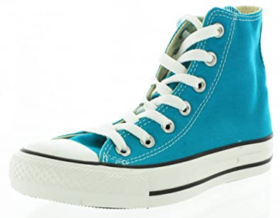official photos e3151 d44a8 Converse Chuck Taylor All Star High Top Mediterran Blau Schuhe -  sommerprogramme.de