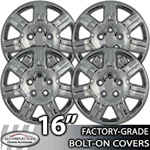 """97-00 FORD EXPEDITION 16"""" Chrome Wheel Skin Covers"""