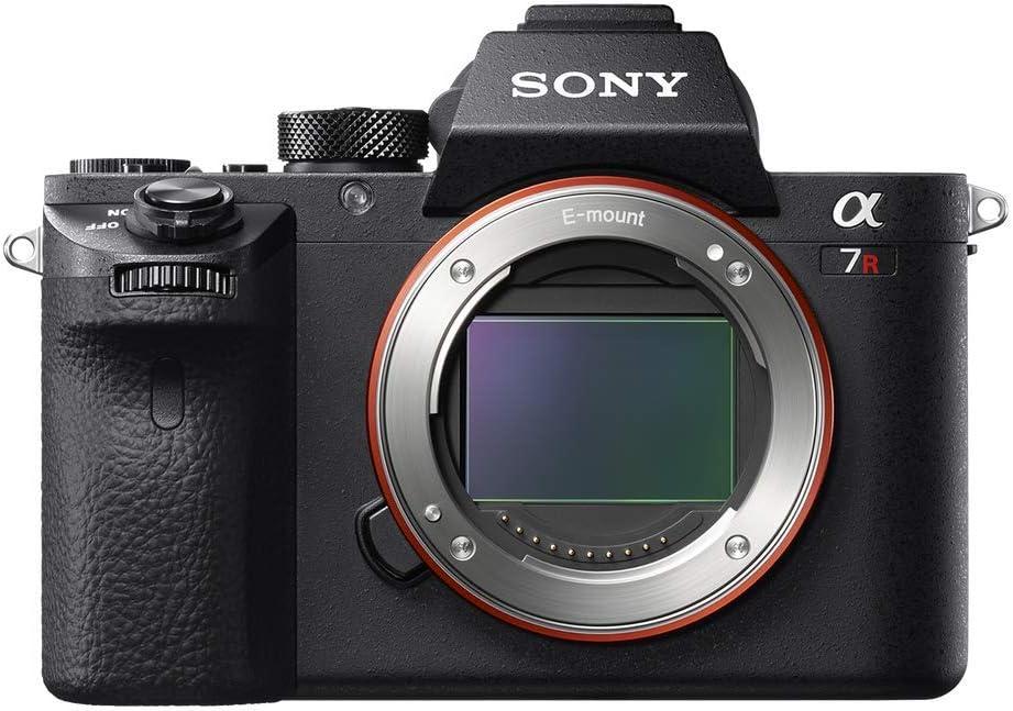 Câmera Digital Sony Preto 42.0mp - A7rii