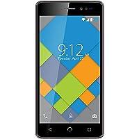 NUU Mobile A4L Unlocked Smartphone | 4G UK Sim Free Android Smartphone | Dual Sim Mobile Phone - 5MP HD Camera | Dual EU & UK Version (Grey) (16GB)