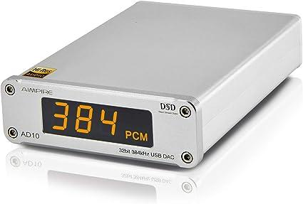 Topping D10 Desktop USB DAC Interface
