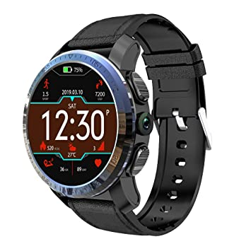 Smartwatch Reloj Inteligente con Cámara Ranura de Tarjeta ...