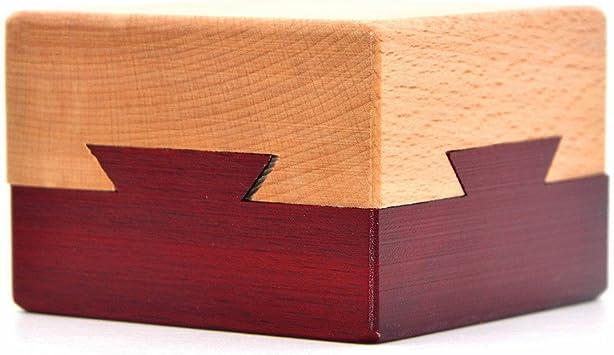 Medifer Casella di Puzzle di Apertura segreta di Legno scatola di ...