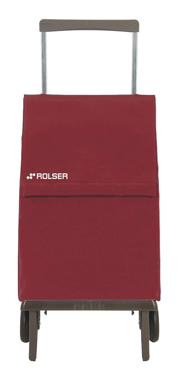 Rolser Plegamatic MF Carrito de la compra de aluminio