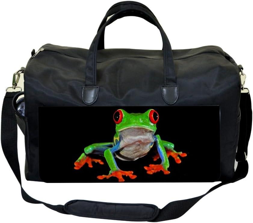Red Eyed Tree Frog Weekender Bag