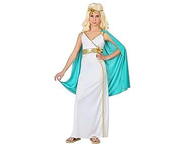 Amazon.com: Disfraz de romana, niña, T. 1: Toys & Games