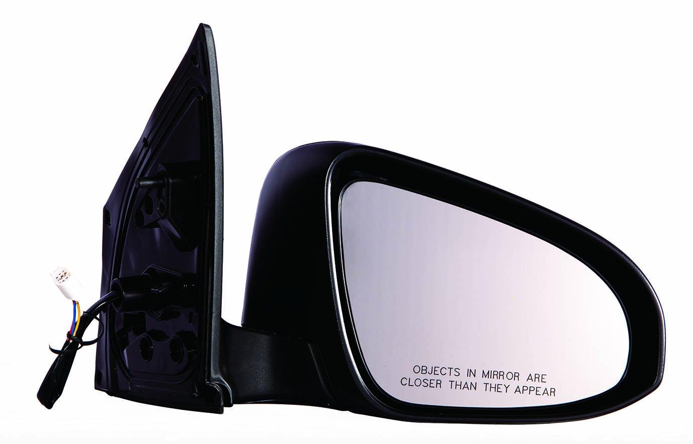 DEPO 312-5440L3EB Toyota Corolla Driver Side Non-Heated Power Mirror