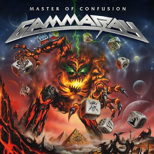 Gamma Ray: Master Of Confusion (Audio CD)