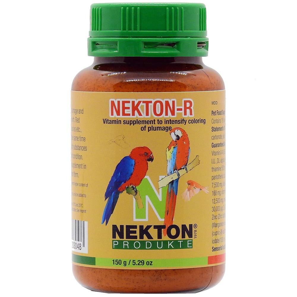 Nekton R Enhances Red Color in Birds, 150gm by Nekton