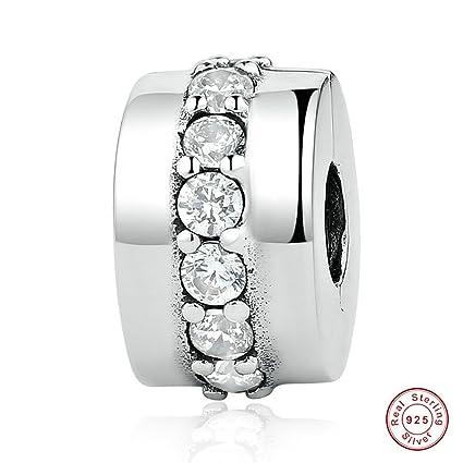 new arrivals 63831 d49eb MOCCI 2016 autunno moda nuovo brillante percorso clip autentica 925  sterling silver bead adatto per pandora bracciali gioielli