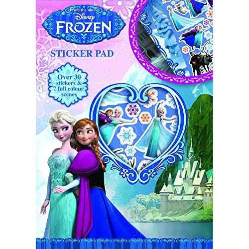 Reine des neiges FNSTP - Kit Loisirs Créatifs Coloriages et Stickers - Disney