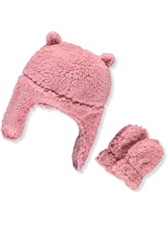 Amazon.com  Carter s Baby Girls  Pom Pom Beanie 0-3 Months  Clothing e48b94f06a1