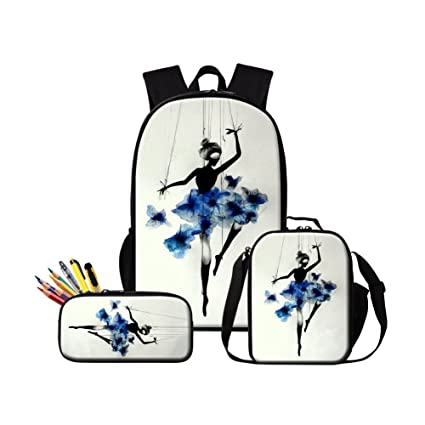 0fa99f9970d9 Amazon.com: GIVE ME BAG Generic Pretty School Backpack for Girls ...