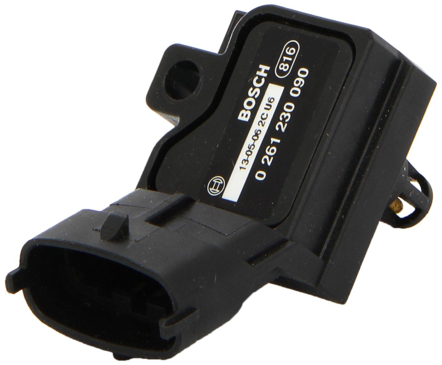 Bosch 0261230090 Boost Pressure Sensor