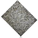 "100% Custom Made (6.5mm) 1000 Bulk Pieces of Mini Size ""Glue-On"" Flatback Embellishments for Decorating, Made of Acrylic Resin w/Shiny Iridescent Crafting Rhinestone Crystal Diamond Gem Style {Clear}"
